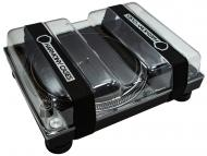 Harmony Cases HC-DC3 Protective DJ Gear Saver Polycarbonate Hard Plastic Cover Case for Pioneer P...