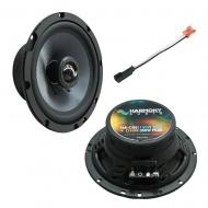 """Harmony Audio Compatible with 2000-2001 Plymouth Neon HA-C35 3.5"""" Premium Front Dash Replace..."""