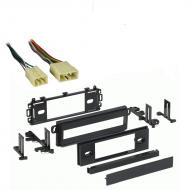 Eagle Summit 1988 1989 1990 1991 1992  Single DIN Stereo Harness Radio Install Dash Kit Package