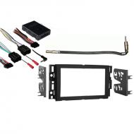 Chevy 2014 Silverado 2500HD 3500HD w  NAV Double DIN Radio Harness Dash Kit
