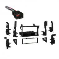 Mercury Villager 1999 2000 20001 2002 Single DIN Stereo Harness Radio Install Dash Kit Package