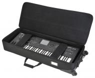 SKB Cases 1SKB-SC61KW 61 Note Keyboard Soft Transport Case with Wheels (1SKBSC61KW)