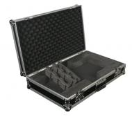 Odyssey Cases FZKB31 Flight Zone Rugged 31 Note Keyboard Case