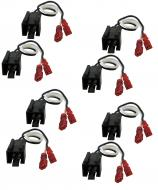 Chrysler Concorde 2002-2004 Factory Speaker Replacement Connector Harness Set