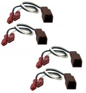 Nissan Frontier 1998-2004 Factory Speaker Replacement Connector Harness Package