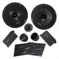 "Kicker 46CSS654 Car Audio 6 1/2"" Component Full Range Stereo Speakers Set CSS65 Bundle with ..."