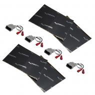 Harmony Accessory Master Bundle Compatible with 1997-2003 Acura CL HA-727800 Factory Speaker Repl...