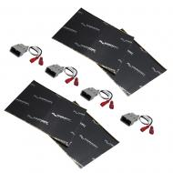 Harmony Accessory Master Bundle Compatible with 2001-2006 Acura MDX HA-727800 Factory Speaker Rep...
