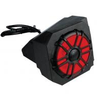 Memphis RNGR65FE 75/150 Watts IPX6 Rated LED RGB 6.5inch Speaker with Plug and Play Harnesses