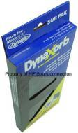 Dynamat Car Audio 11855 DynaXorb Sub Pak Sound Damping