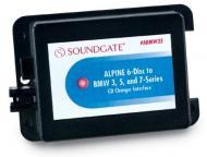 SoundGate ABMW35V5 Alpine CD Changer Interface for BMW