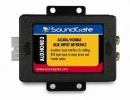 SoundGate AUXHOND3 Auxiliary Interface for Acura & Honda 2003-2008 Aux In