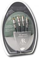 Acoustic Research PR131 Home Theater 6 Ft. Stereo RCA Cable