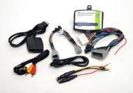 Dodge Durango 04-07 iPod iPhone Nano Touch Car Integration Kit (CRPD4)