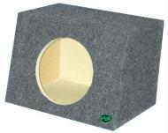Audio Enhancers CSS10F Unloaded Enclosure Fits 10 Inch Subwoofer