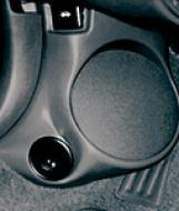 "Q Logic 92-96 Toyota Camry 6 1/2"" Custom Speaker Kick Panel"