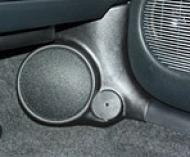 "Q Logic 04-07 Scion Xb 5 1/4"" Custom Speaker Kick Panel"