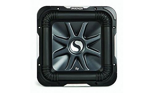 "Kicker Refurbished 11S10L7D2 Car Audio Solobaric 10"" L7 Dual 2 Ohm 1200W Subwoofer"