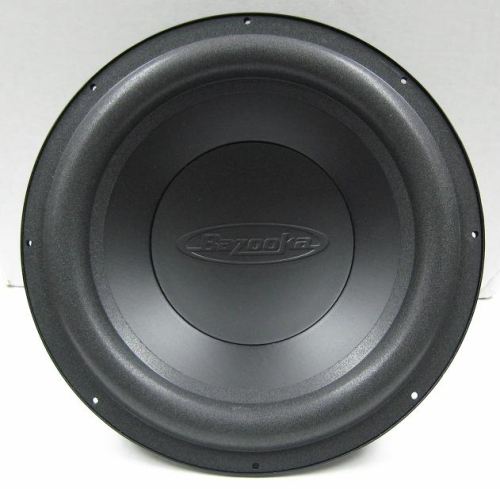 "Bazooka WF1042 Replacement Component Woofers 10"" 4 Ohms 2 Inch Voice Coil"