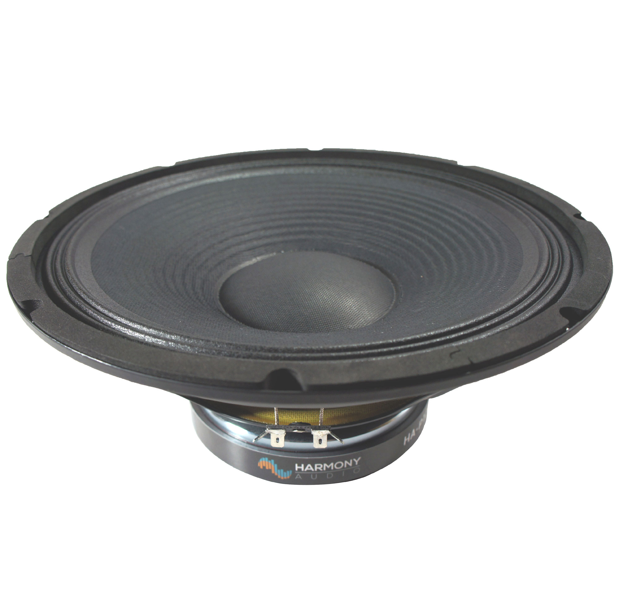 "Harmony HA-P12WS16 Raw Replacement 12"" Pro PA 500W Subwoofer / Speaker 16 Ohm Woofer - 48oz Magnet"