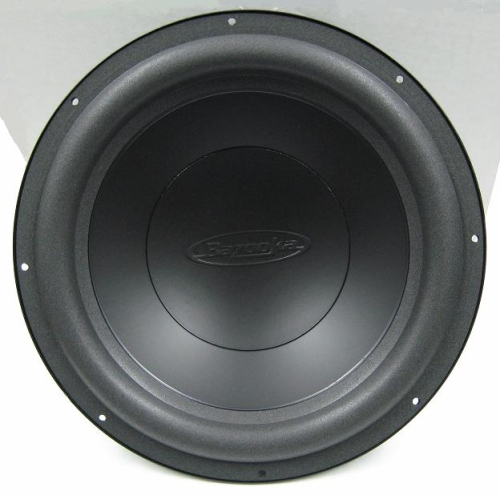 """Bazooka WF1242 Mobile Audio Parts Component Woofer with 12"""" 4 Ohm 2-Inch Voice Coil"""
