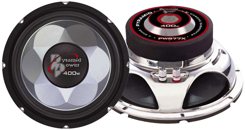 Pyramid PW1277X 12' 700 Watt Subwoofer