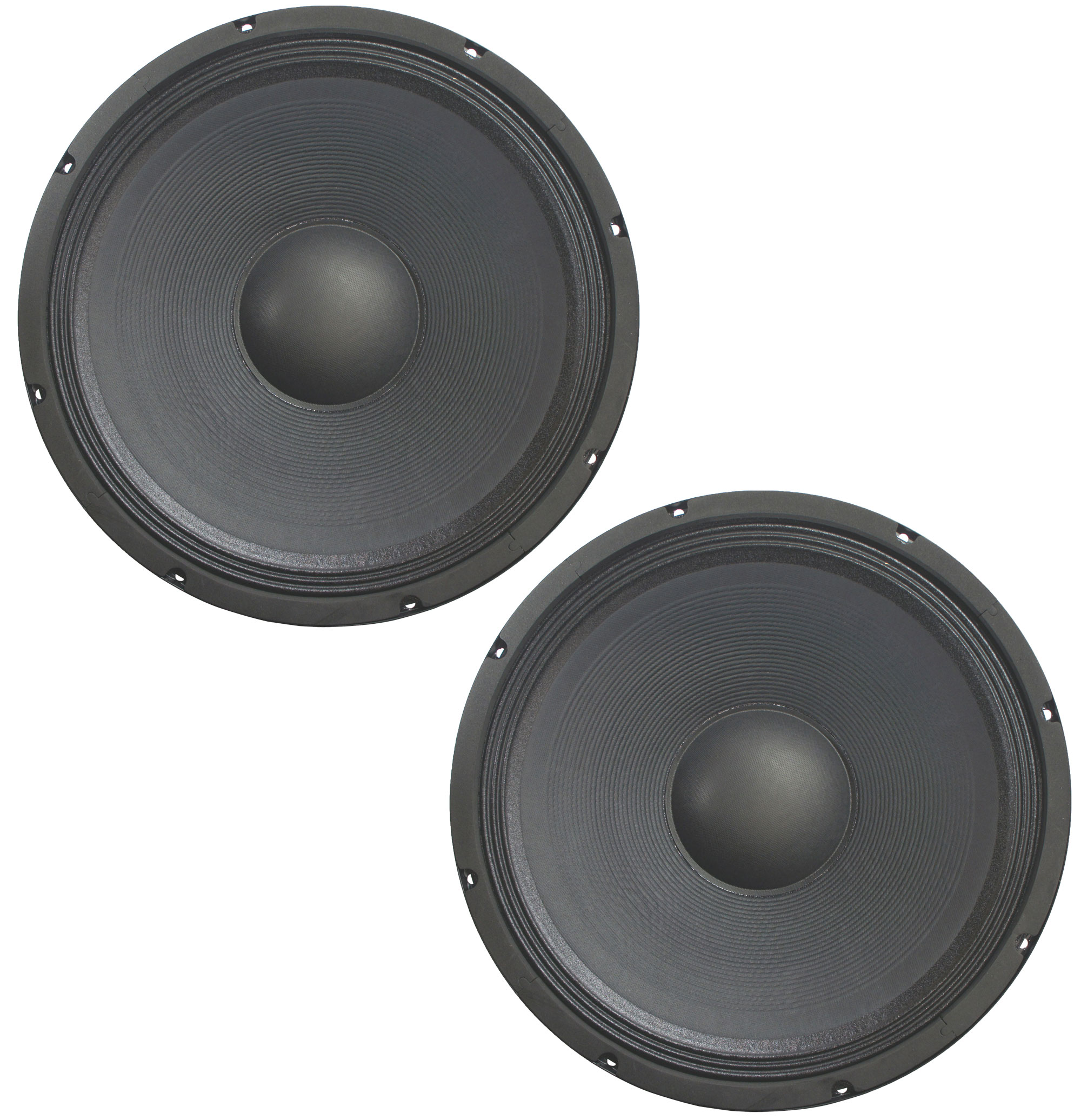 "Harmony HA-P18WS8 Replacement 18/"" PA Speaker Woofer for EV ELX118P Sub"