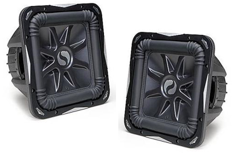 Kicker Subwoofer Package 2 S15l7 4 Ohm Subs: Kicker L7 15 Wiring Diagram At Johnprice.co