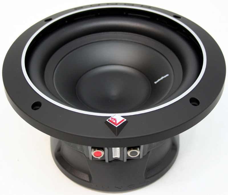 rockford fosgate p1s8 15 15 punch p1 8 ohm svc subwoofer. Black Bedroom Furniture Sets. Home Design Ideas