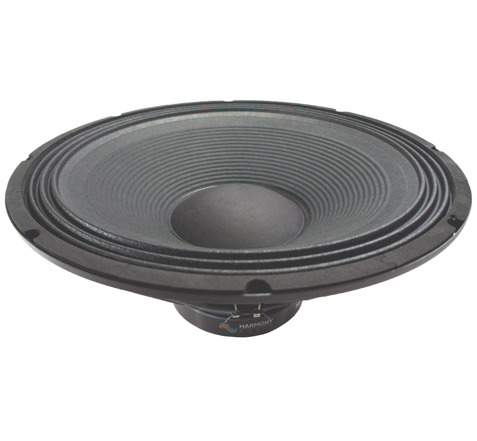 "Harmony HA-P18WS8 Raw Replacement 18"" Pro PA 1200W Subwoofer / Speaker 8 Ohm Woofer - 65oz Magnet"