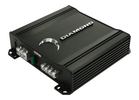 Diamond D1 250.2 Car Audio D1 Series 2Ch 250 Watt Speaker Amplifier