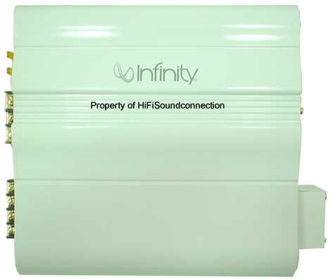 INFINITY 2100M MARINE AUDIO 2CH SPEAKER BOAT AMP AMPLIFIER NEW