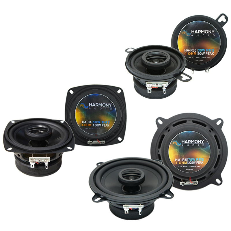 BMW 3 Series 1999-2001 Factory Speaker Replacement Harmony Speakers Package New