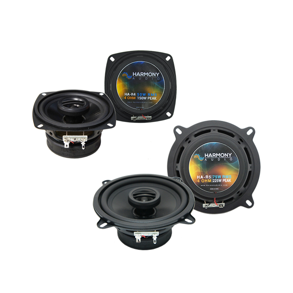 Hyundai Accent 2002-2011 Factory Speaker Replacement Harmony R4 R5 Package