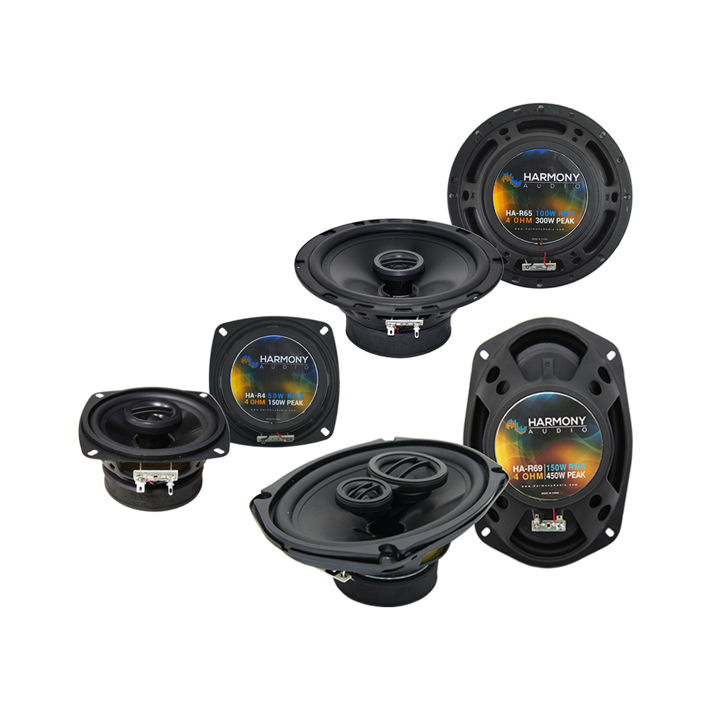 Infiniti G35 (coupe) 2003-2007 OEM Speaker Replacement Harmony Upgrade Package