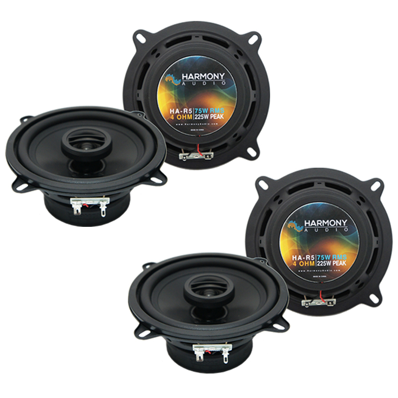 Lexus IS 2006-2014 Factory Speaker Replacement Harmony Upgrade (2) R5 Package