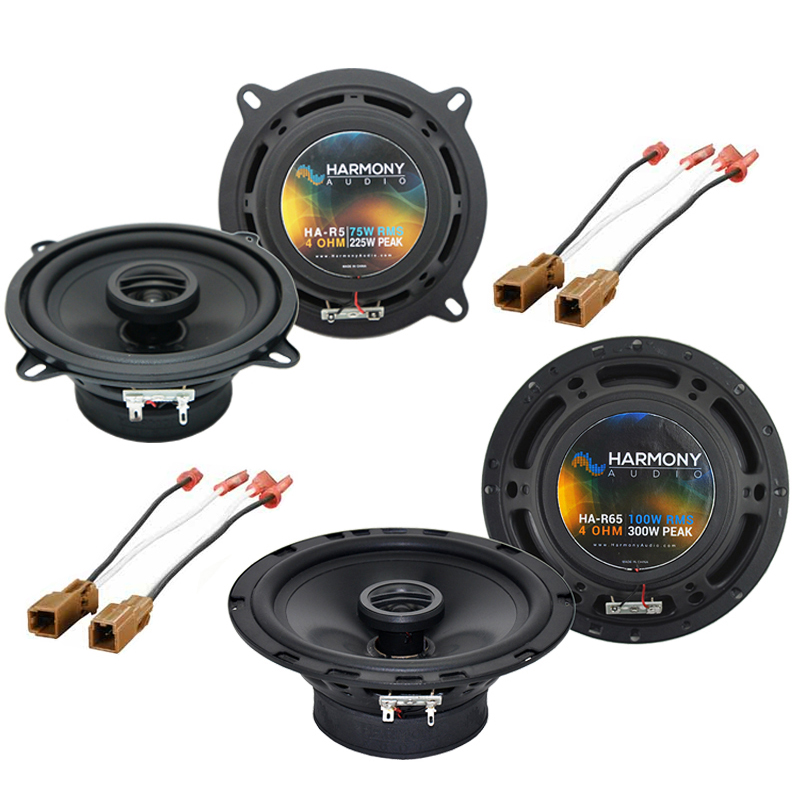 Nissan Frontier 1998-2004 OEM Speaker Replacement Harmony R65 R5 Package New