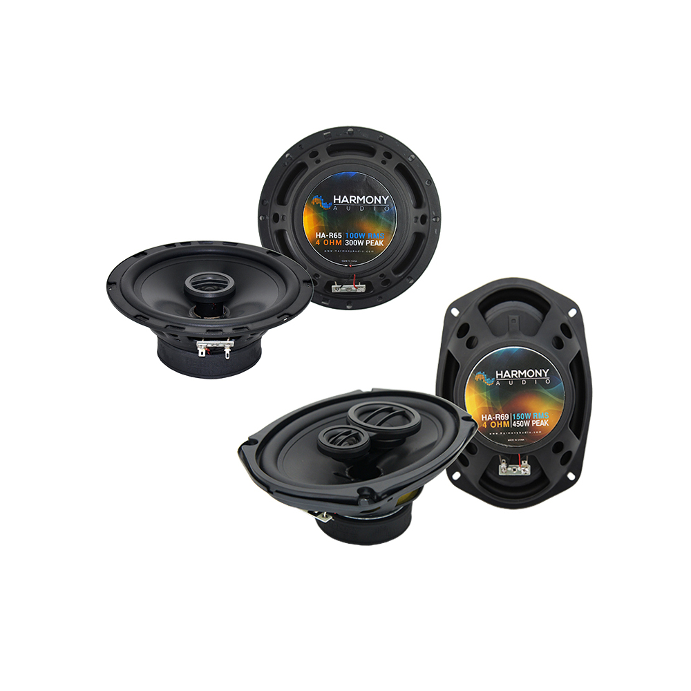 Pontiac G6 2005-2008 Factory Speaker Replacement Harmony R65 R69 Package New