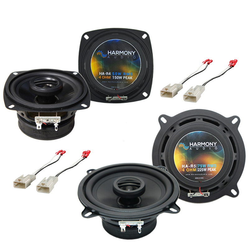 Toyota Celica 1990-1993 Factory Speaker Upgrade Harmony R4 R5 Package New