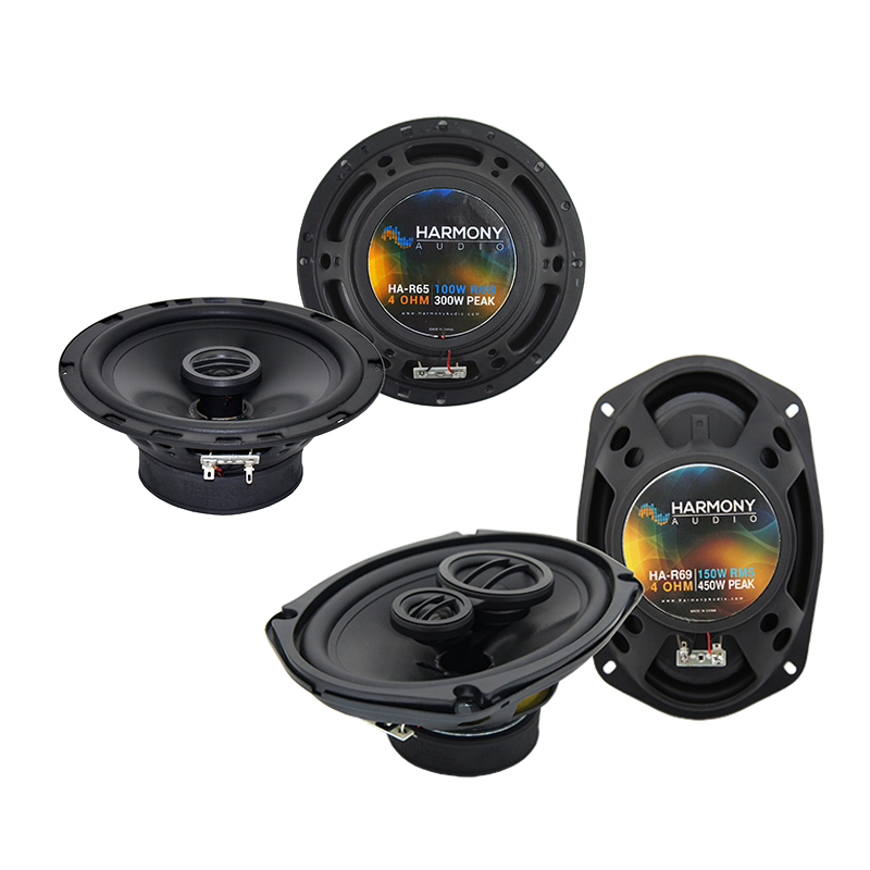 Toyota Echo 2000-2005 OEM Speaker Replacement Harmony R65 R69 Package New