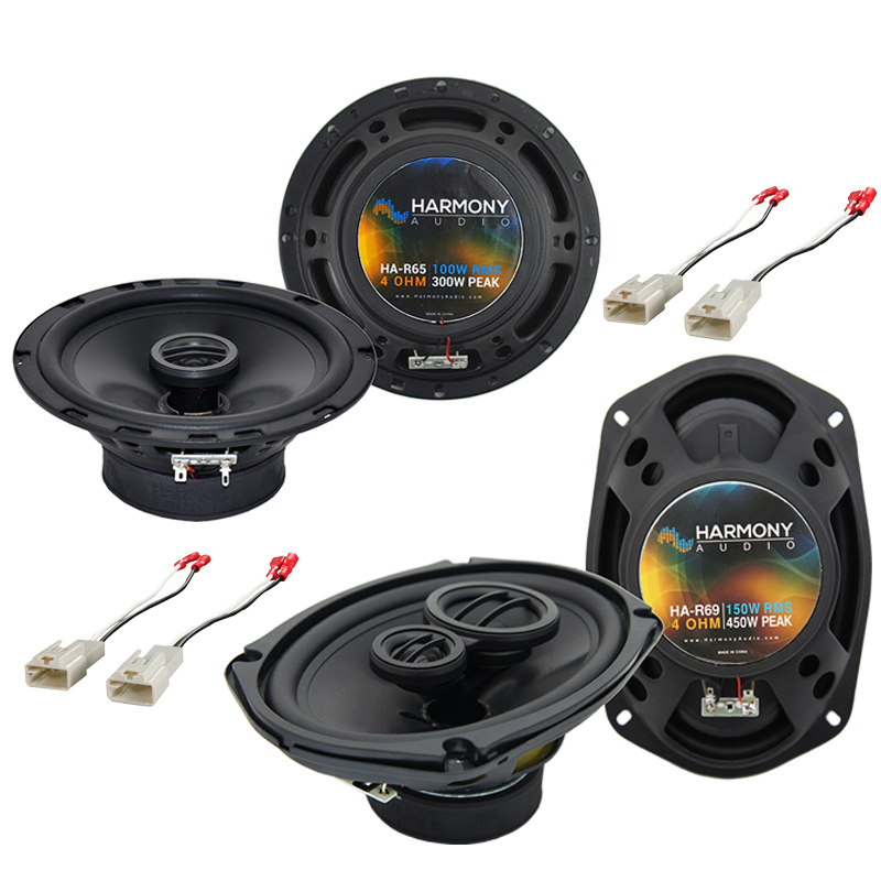 Toyota Sequoia 2008-2016 Factory Speaker Upgrade Harmony R69 R65 Package New
