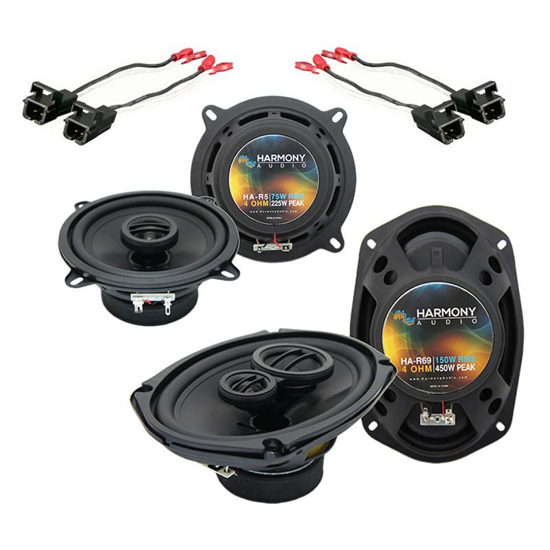 Cadillac Seville 1992-1995 OEM Speaker Upgrade Harmony R5 R69 Package New