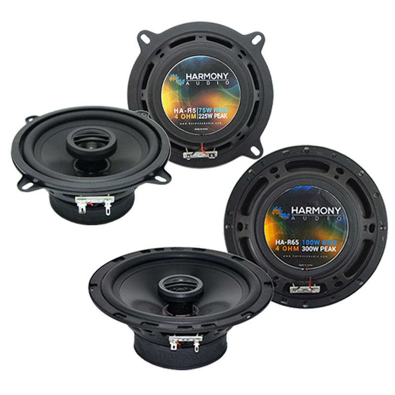 Chevy Avalanche 2007-2013 Factory Speaker Upgrade Harmony R65 R5 Package New