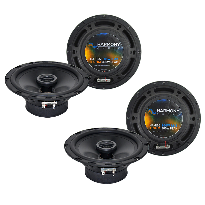 Chevy Captiva Sport 12-15 Factory Speaker Upgrade Harmony (2) R65 Package New