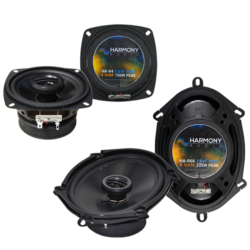 Ford-Bronco-II-1983-1988-Factory-Speaker-Upgrade-Harmony-R4-R68-Package-New