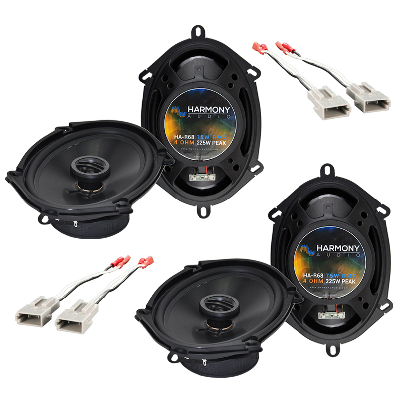 Ford F-150 1997-2003 Factory Speaker Replacement Harmony (2) R68 Package New