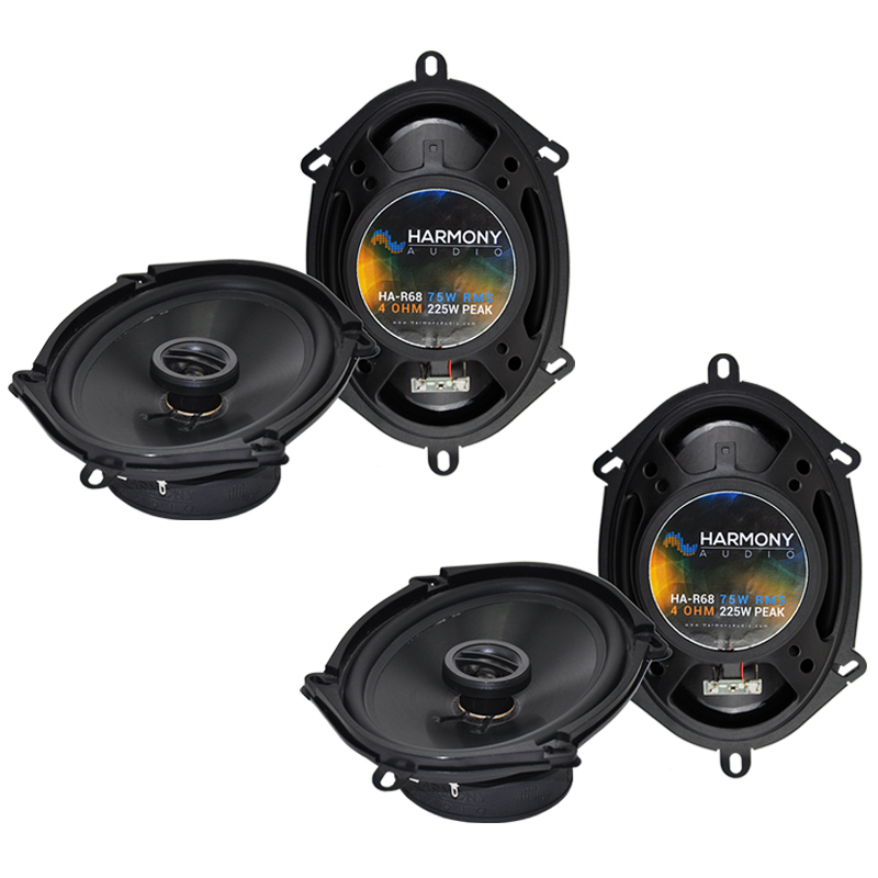 Ford Five Hundred 2005-2007 Factory Speaker Upgrade Harmony (2) R68 Package New