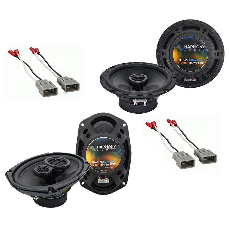 Acura Legend 1990-1996 Factory Speaker Upgrade Harmony R65 R69 Package New