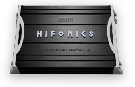 Hifonics ZXI4410 4 Channel Zeus Series Car Amplifier (ZXi 4410)