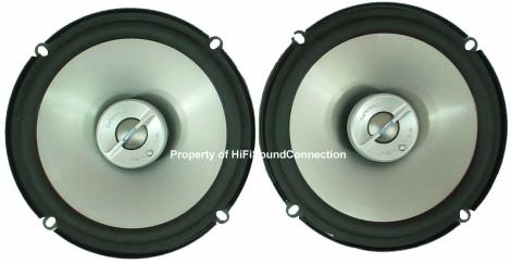 """Infinity 6022si Car Audio Reference 6 1/2"""" Shallow 2-Way Speakers"""